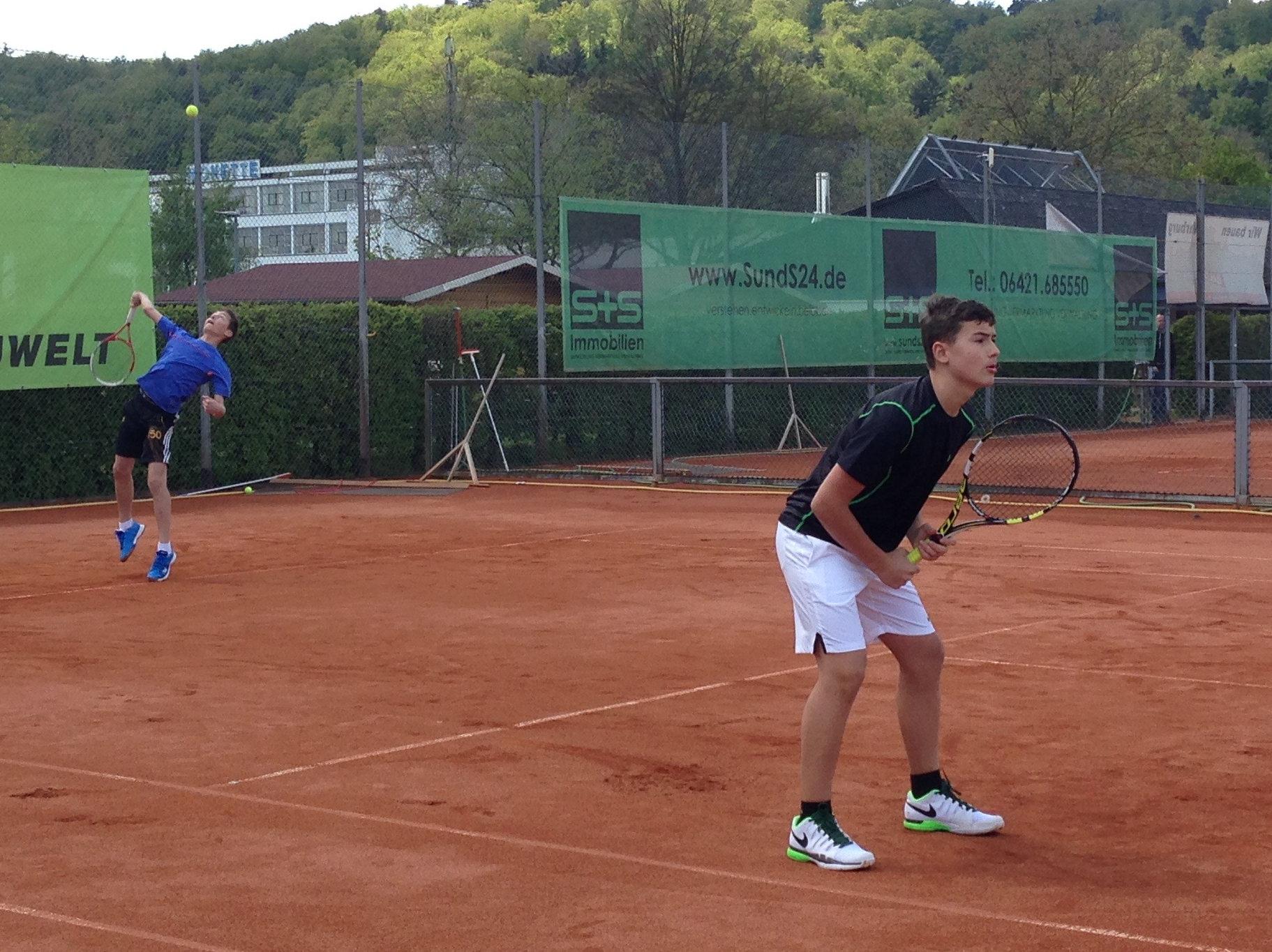06Tom und Niklas