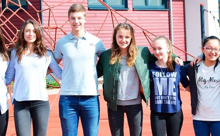 Schüler Internat Steinmühle