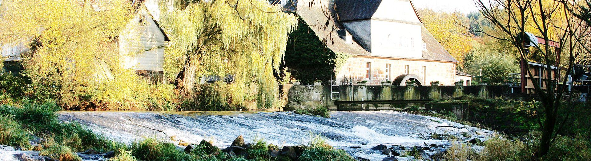 Landschulheim Steinmühle Wasserwerk